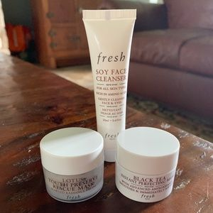 NEW fresh Skin Products.. Treat Yourself!!!